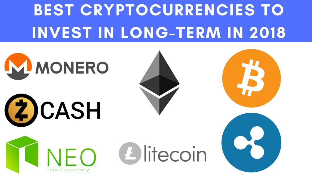 Long-Term Investment cryptocurrency 2018