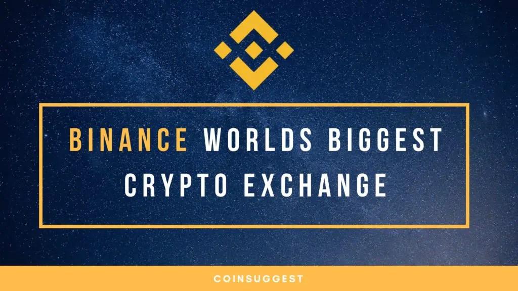 Binance best trading platform