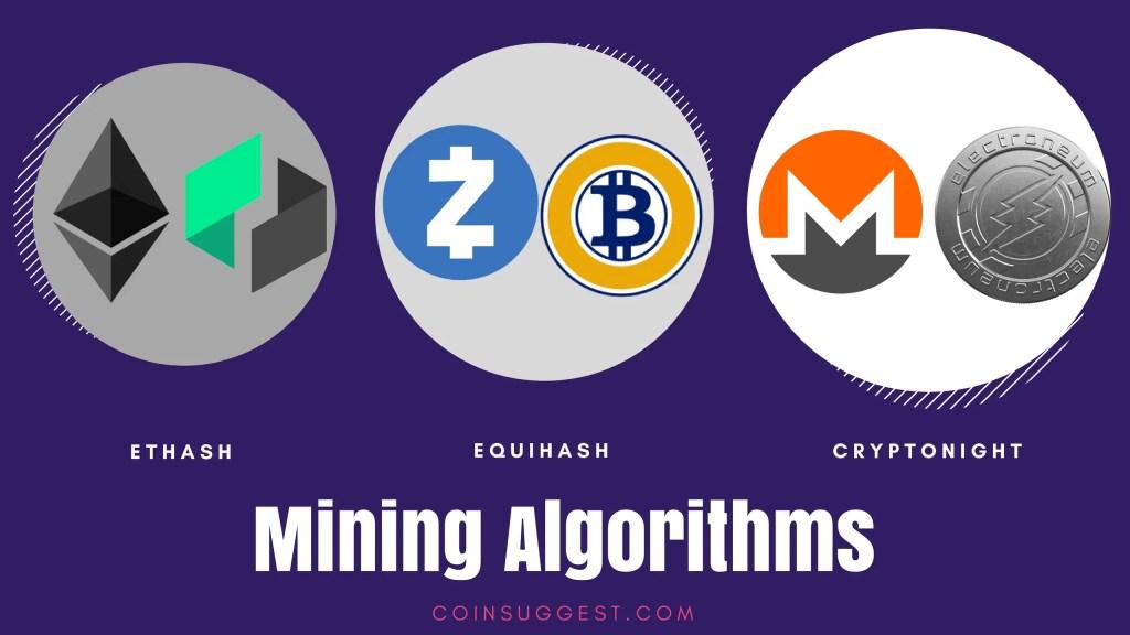 Mining Algorithms