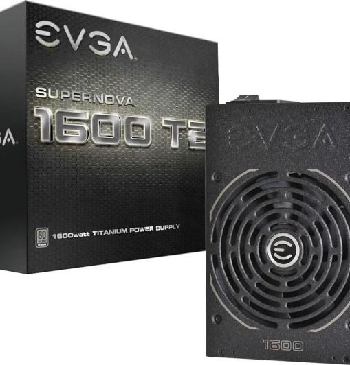 EVGA 1600W T2 PSU