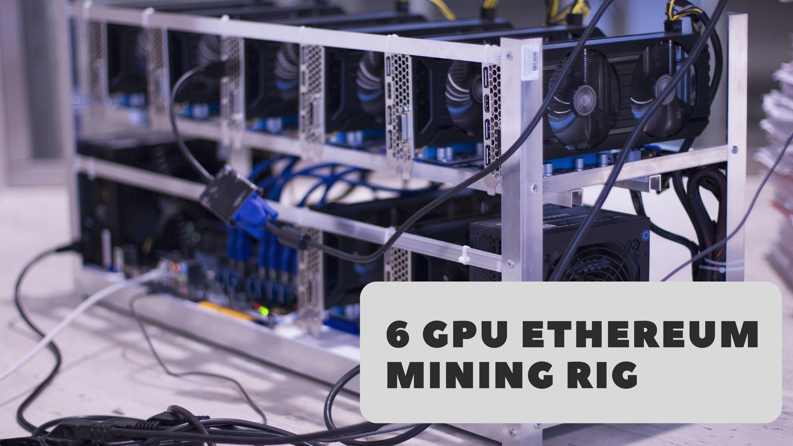 How To Build A Litecoin Mining Rig 2018 Promising