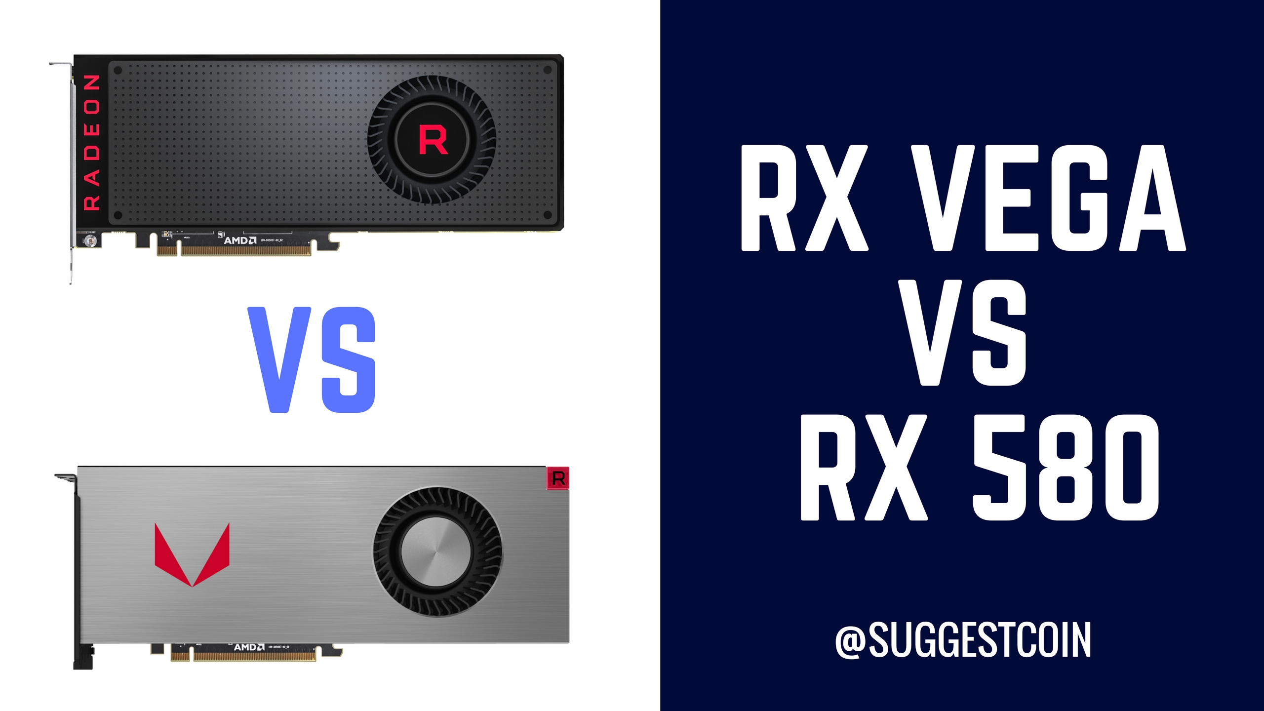 Rx Vega Vs Rx 580 Which One Should You Choose For Mining Coin Suggest