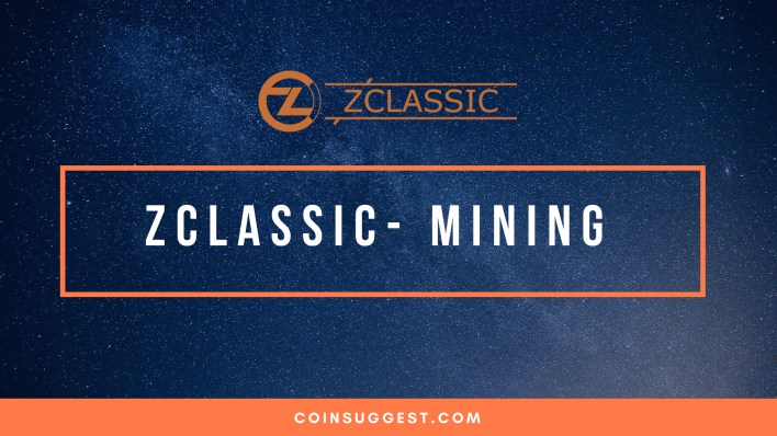 Zclassic ZCL Mining