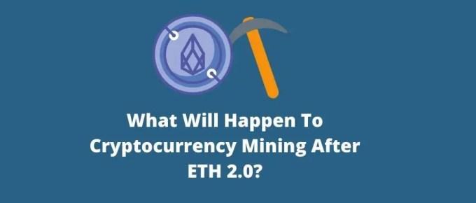 ETH 2.0 Mining