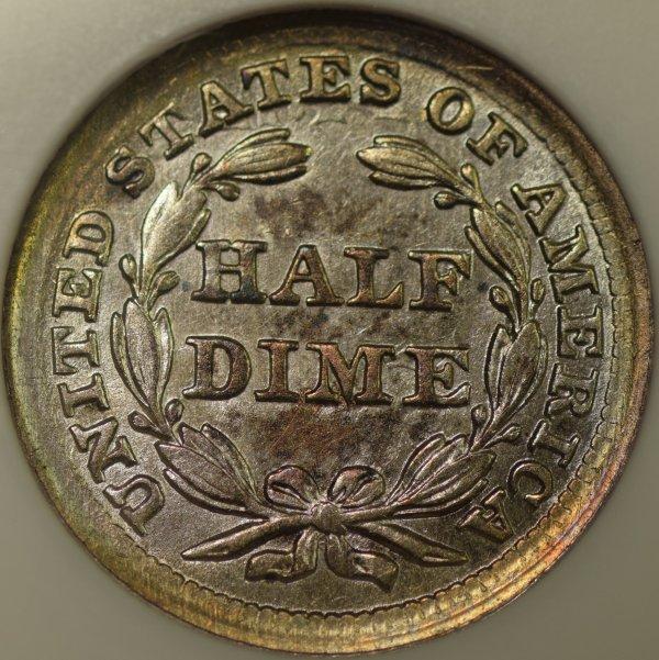 1854 Dime Gtg Coin Talk