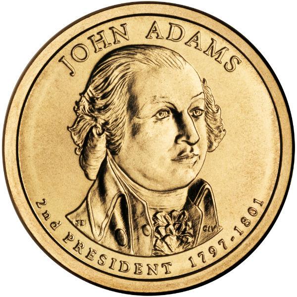 2007P $1 Adams