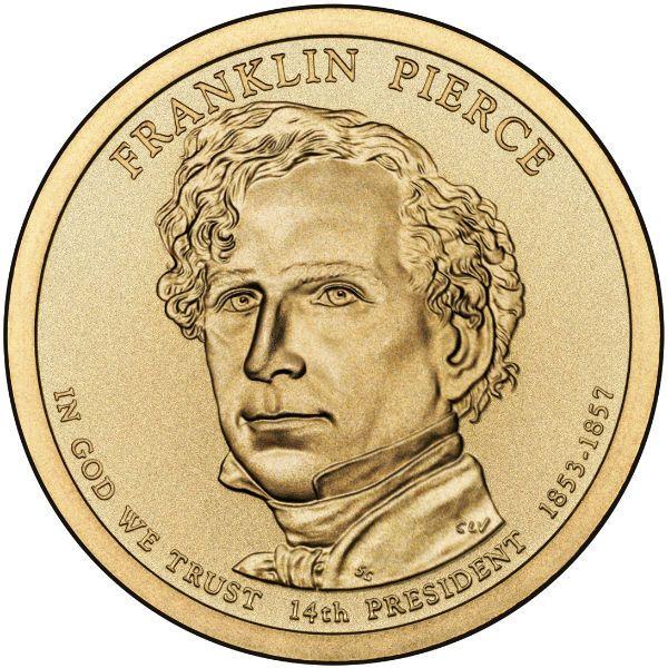2010P $1 Pierce