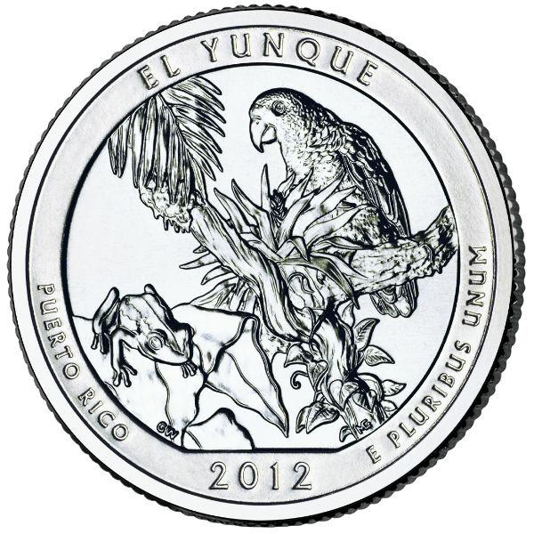 2012P El Yunque National Forest (Puerto Rico)