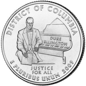 District of Columbia and U.S. Territories Quarters (2009)