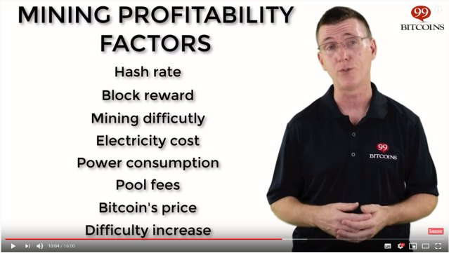 What is Bitcoin Mining?