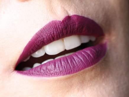 Batons Líquidos Retro Matte MAC - Oh Lady (Lábios)