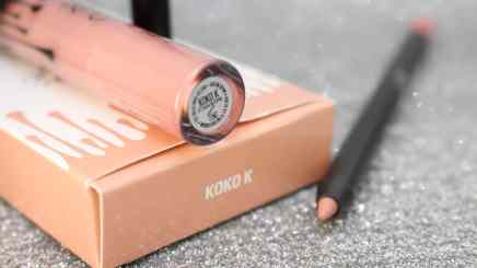 Koko K Kylie Cosmetics - Embalagem (Detalhe)