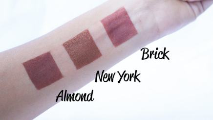 Kyshadow The Burgundy Palette Kylie Cosmetics Swatches