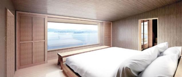 hotel flutuante