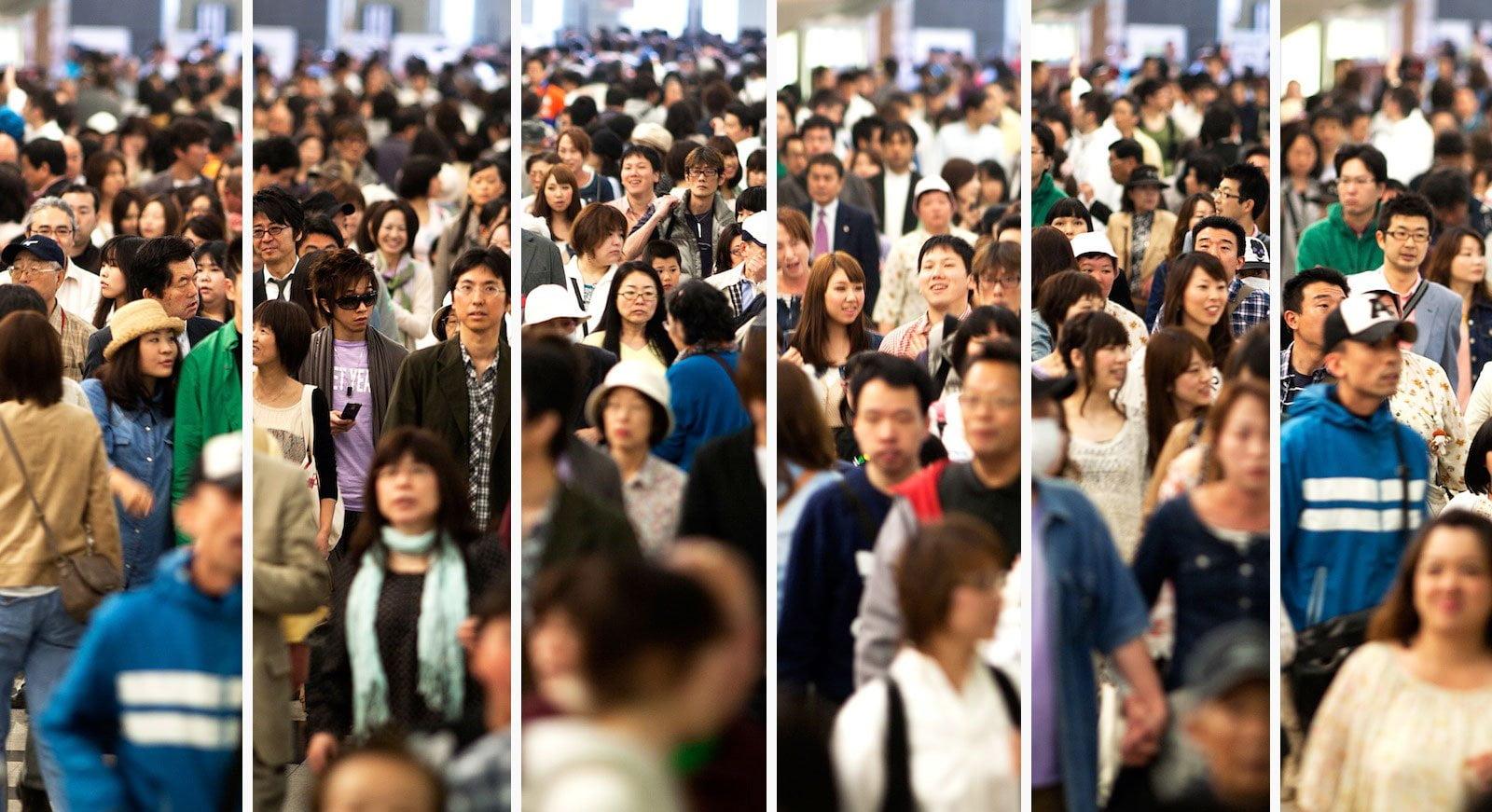 Pessoas do Japão