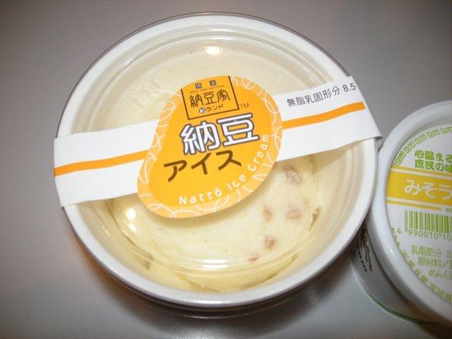 sorvete natto