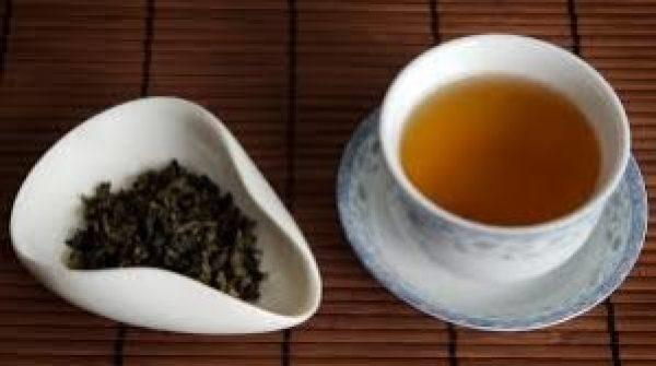 Oolong chá Japão