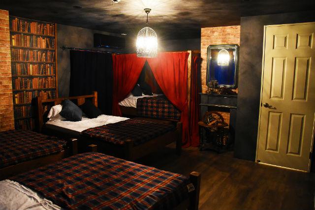 quarto Hogwarts