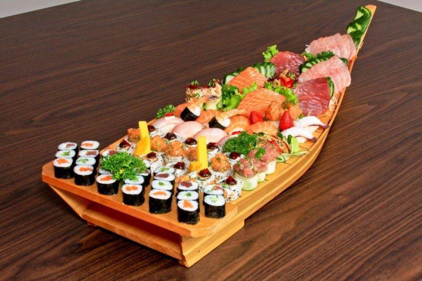 Barco de sushi