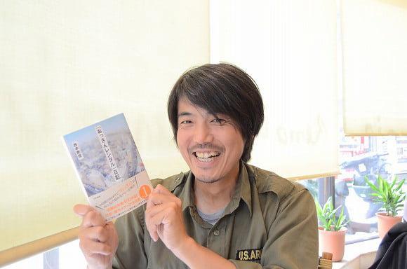 homem de meia idade no Japão