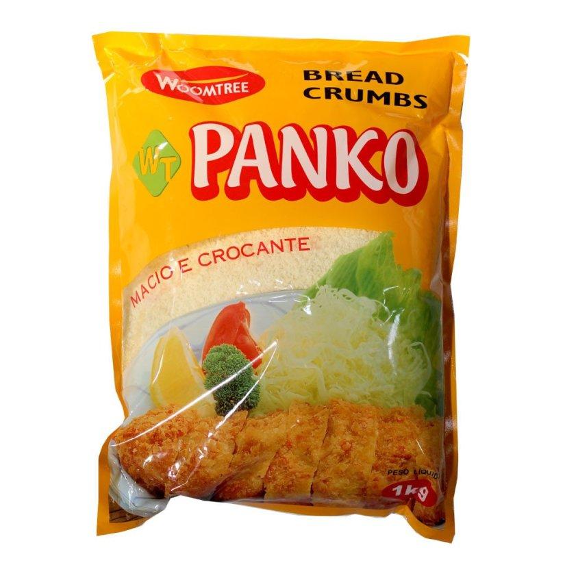 farinha japonesa panko