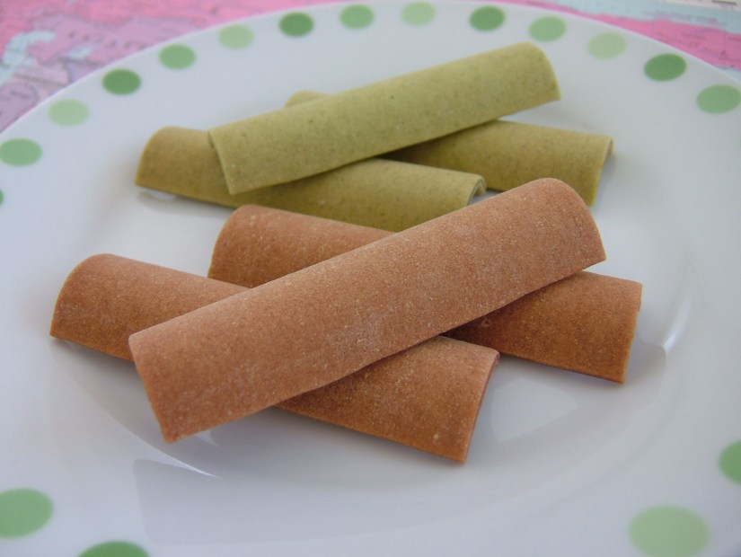 Yatsuhashi doce japonês