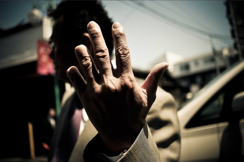dedos decepados membro da yakuza