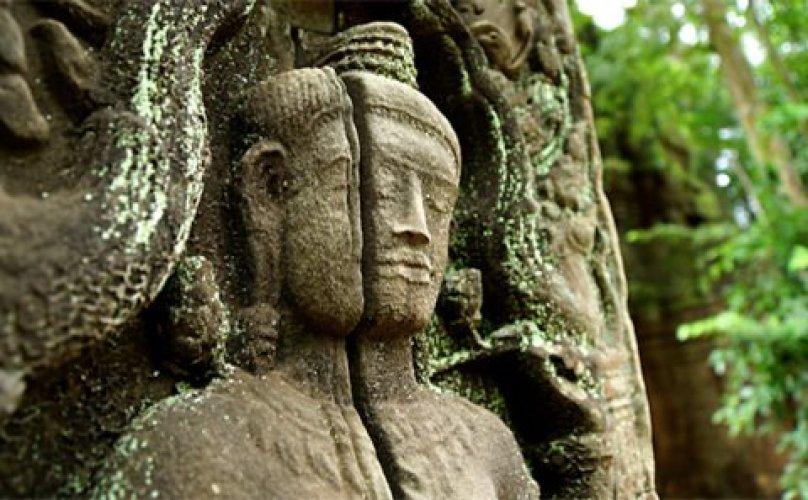 estátua do Buddha