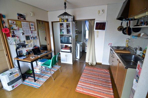 tamanho apartamento japonês