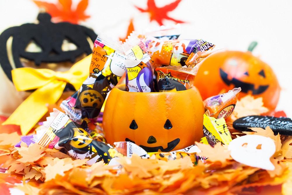 guloseimas Halloween