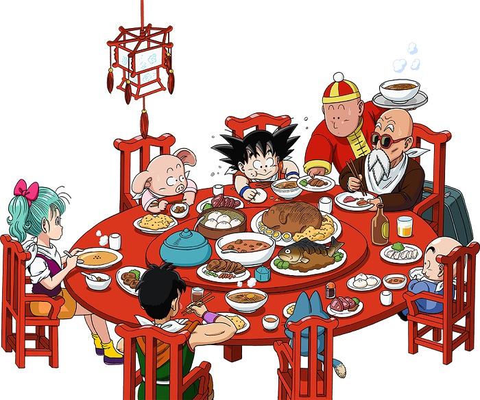 Dragon Ball Cafe