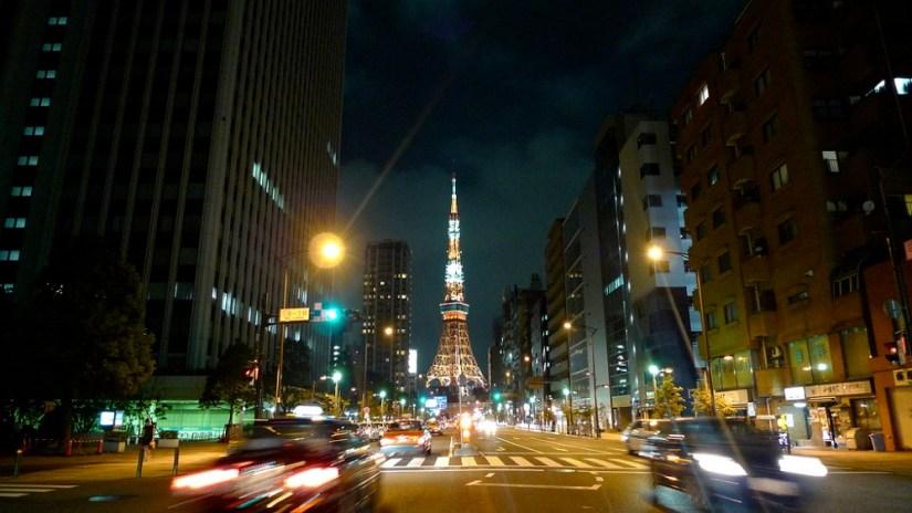 Sakurada Dori Street