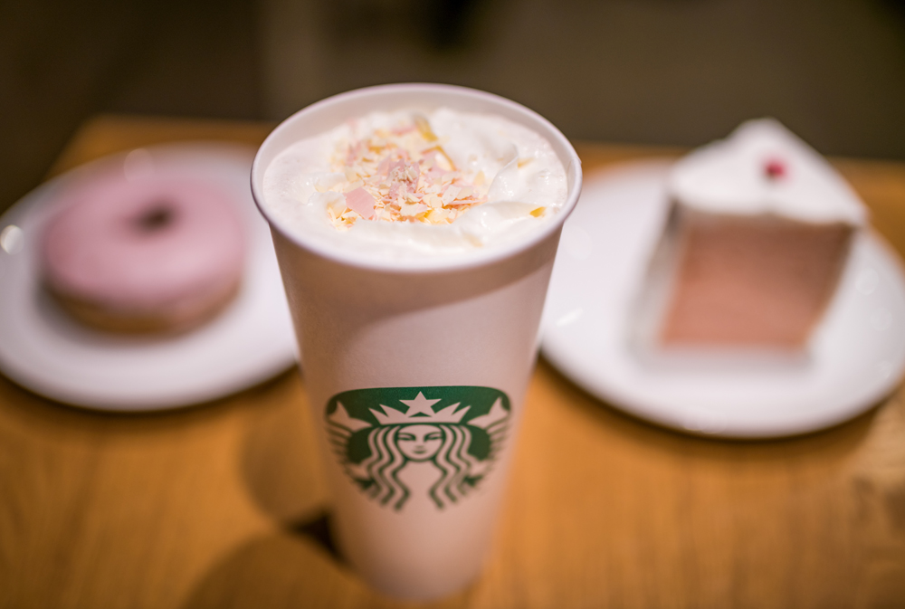 Starbucks Japão