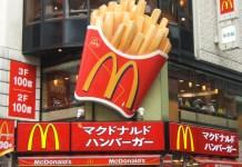 McDonald's do Japão