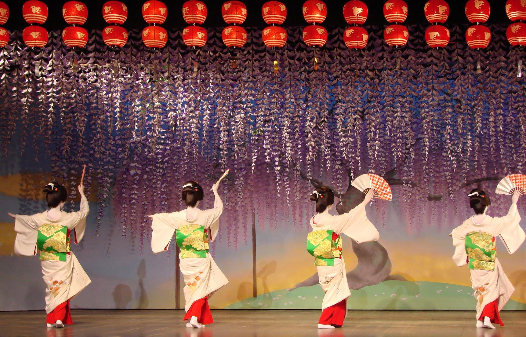 geishas no Kamogawa Odori