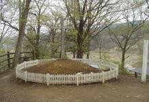 túmulo de Jesus em Aomori Japão