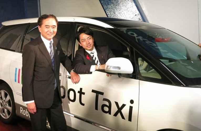 táxi robô