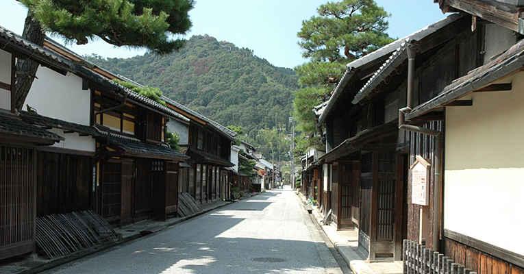 Shin-Machi Dori rua do Japão