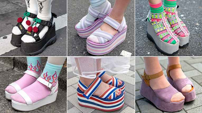 sapatos flat