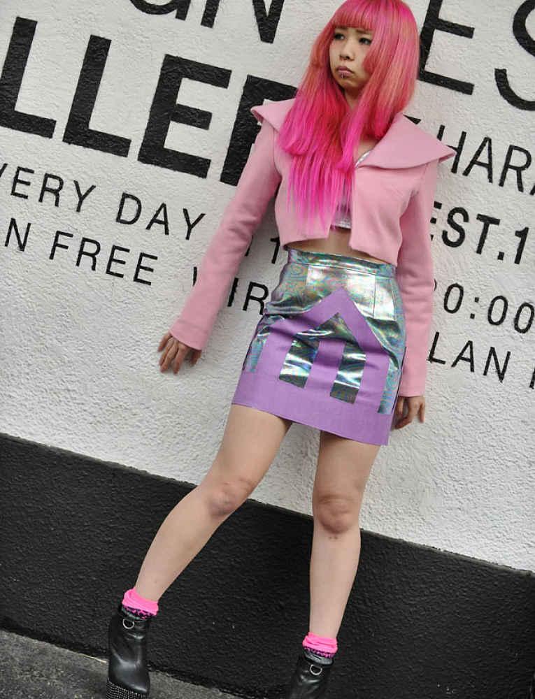 roupas pink