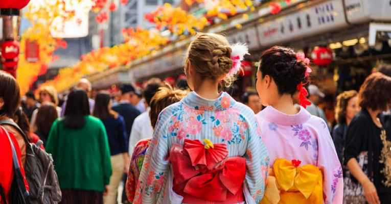 top 10 visitas no Japão