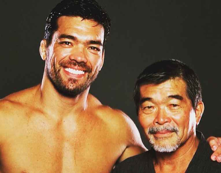 Lyoto Machida e Yoshizo Machida