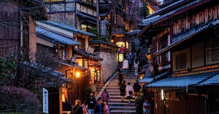 morar no Japão: Kyoto