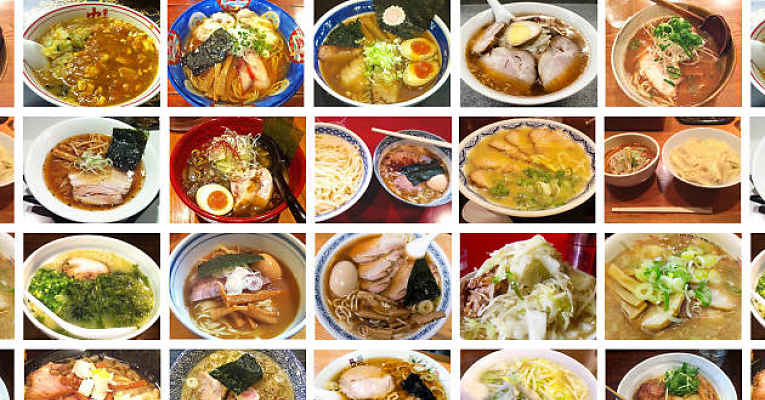 ramen regional Japão