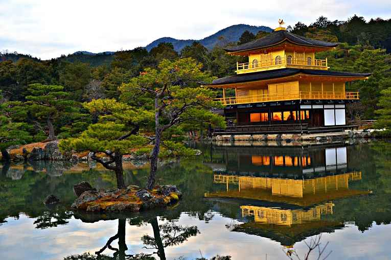 templo Kinakuji