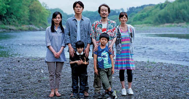 filmes de famílias japonesa