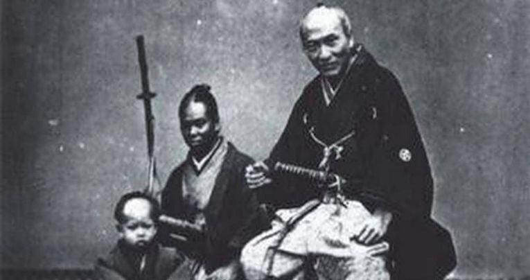 Samurai Yasuke