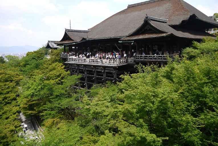 Templo Kiyomizudera