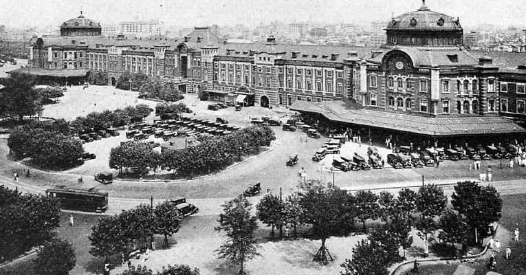Tokyo - Era Meiji