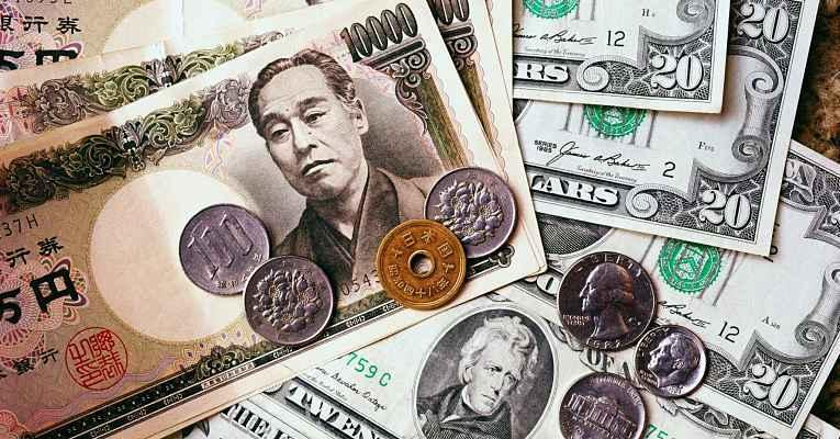 Câmbio monetário do Japão
